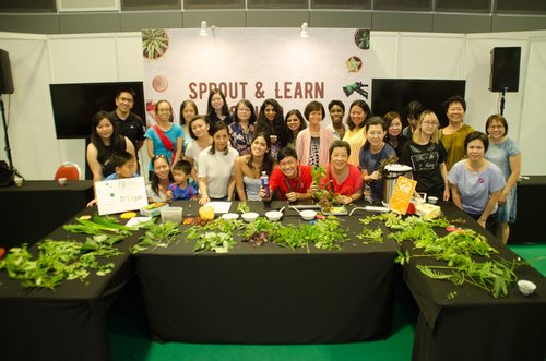 Sprout 2019: Farm-to-People Festival @ Suntec Singapore International Convention & Exhibition Centre | Singapore | Singapore