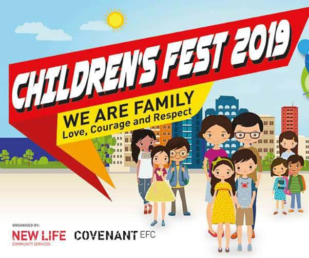 Children's Fest Carnival 2019 @ Jelapang Square and Woodlands Drive 16 | Singapore | Singapore