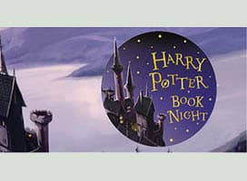 Harry Potter Book Night