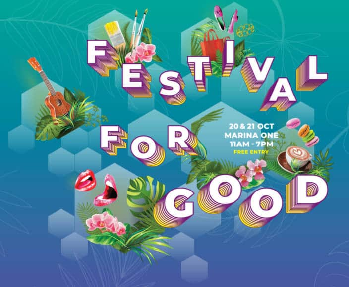 Festival for Good 2018 @ Marina One
