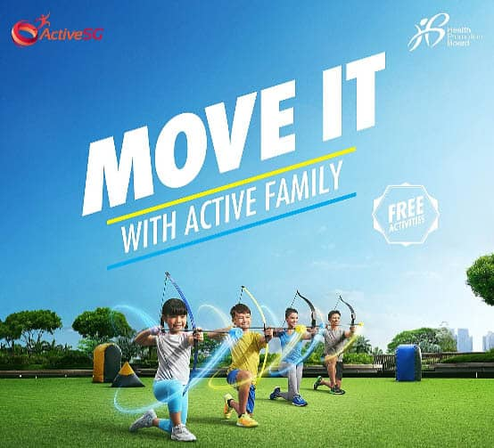 HPB-ActiveSG Active Family Programme