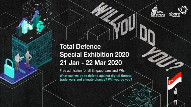 Total Defence Special Exhibition: Will You Do You? @ Singapore Discovery Centre | Singapore | Singapore