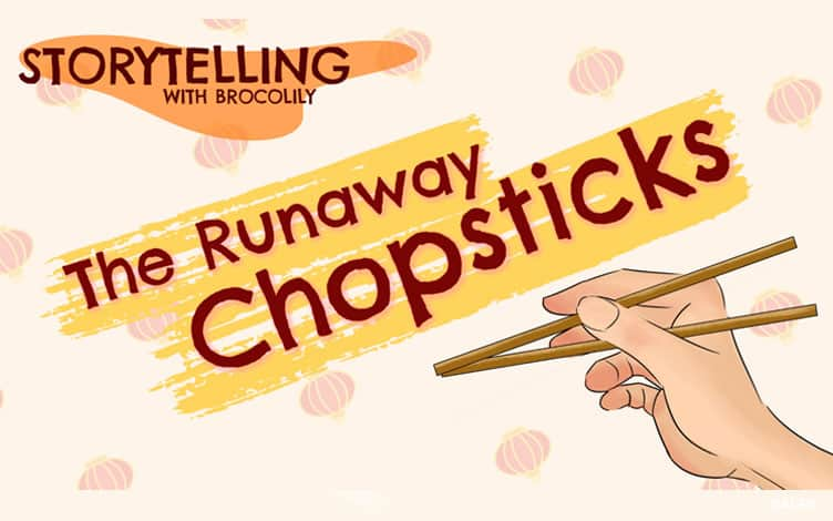 The Runaway Chopsticks @ Esplanade -Theatres by the Bay | Singapore | Singapore