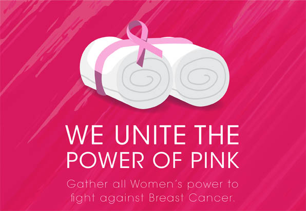 "Celebrate ""Power of Pink"" in Mar 2019 @ Lifespa @ Carlton Hotel | Singapore | Singapore"
