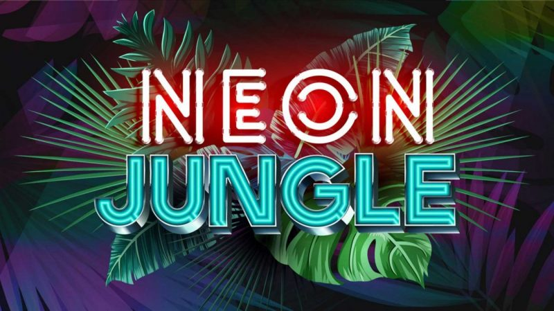 Neon Jungle 2018 @ Gardens by the Bay | Singapore | Singapore